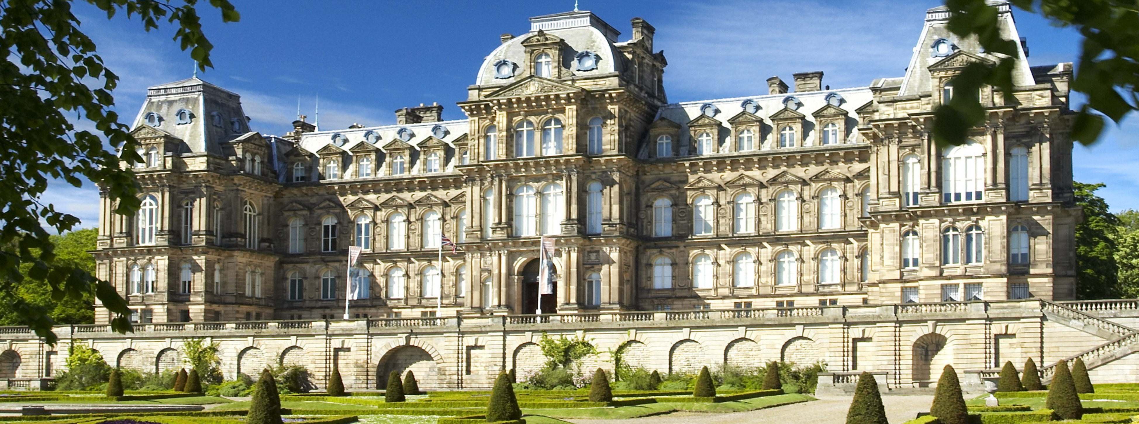 Bowes Museum Barnard Castle County Durham