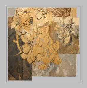 Anna Poulton Pears 58 x 58cm copy