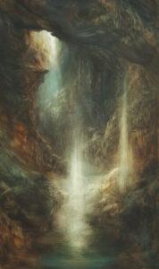 James Naughton, 'Cave'