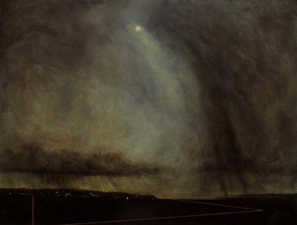 Oil on Canvas 105cm 85cm