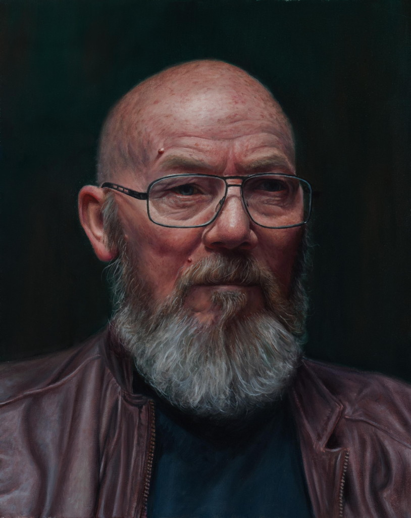 Victor Harris, Alistair, 60x40cm, Oil on canvas